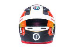 Шлем Шарля Леклера, Sauber