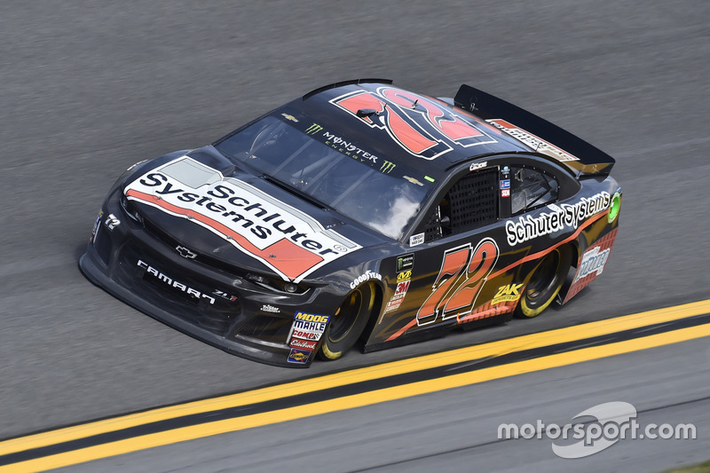 #72: Corey LaJoie, TriStar Motorsports, Chevrolet Camaro
