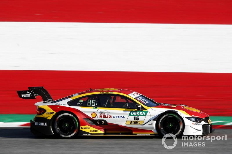 19. Augusto Farfus, BMW Team RMG, BMW M4 DTM