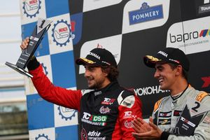 Podium: Giovanni Altoè, Pit Lane Competizioni Audi RS3 LMS TCR