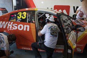 Garth Tander, Chris Pither, Garry Rogers Motorsport Holden