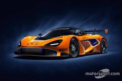 Vorstellung McLaren 720S GT3