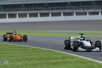 Classic McLaren F1 cars, MP4-13c