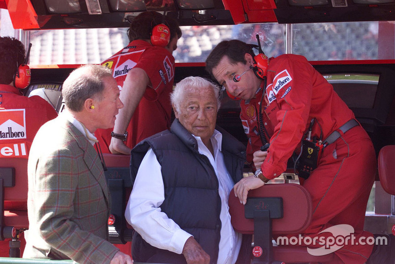 Jean Todt, Gianni Agnelli, Ferrari