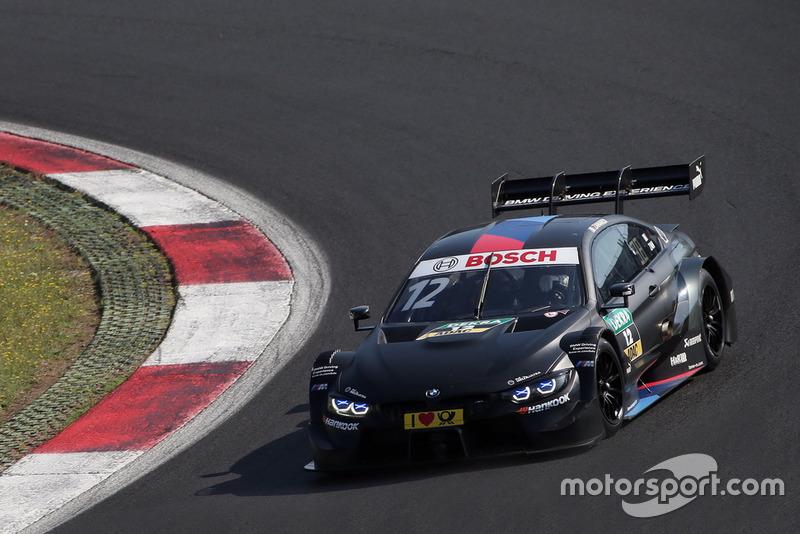 Алекс Дзанарди, BMW M4 DTM