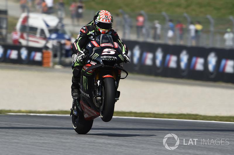MotoGP Austria: Johann Zarco, Monster Yamaha Tech 3