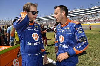 Brad Keselowski, Team Penske, Ford Fusion Autotrader e Paul Wolfe