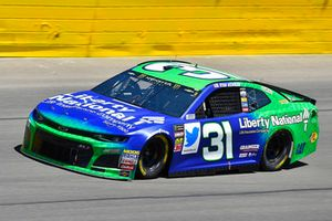 Ryan Newman, Richard Childress Racing, Chevrolet Camaro Liberty National