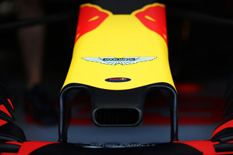 Red Bull Racing neus