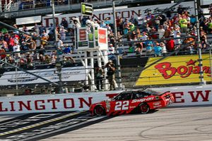 Brad Keselowski, Team Penske, Ford Mustang Snap-On wins