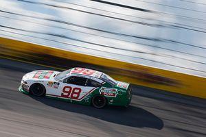 Kevin Harvick, Biagi-DenBeste Racing, Ford Mustang Hunt Brothers Pizza Throwback