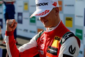 Podio: Mick Schumacher, PREMA Theodore Racing Dallara F317 - Mercedes-Benz