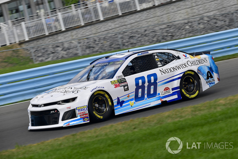 22. Alex Bowman, Hendrick Motorsports, Chevrolet Camaro Nationwide Children's Hospital