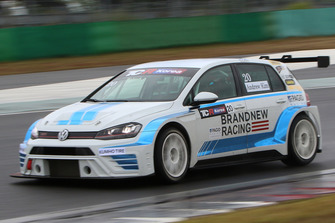 Andrew Kim, Brand New Racing, Volkswagen Golf GTI TCR