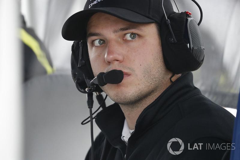№23: Чарли Кимболл, Carlin Chevrolet (выступит в пяти гонках, включая Indy 500)
