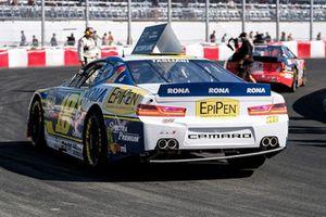 Car of race winner Alex Tagliani