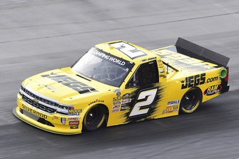 Cody Coughlin, GMS Racing, Chevrolet Silverado JEGS.comCody Coughlin, GMS Racing, Chevrolet Silverado JEGS.com