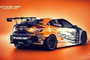 Honda Civic Type R, Brutal Fish Racing Team