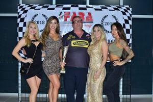 FARA FP-1 Sprint Champions William Hubbell