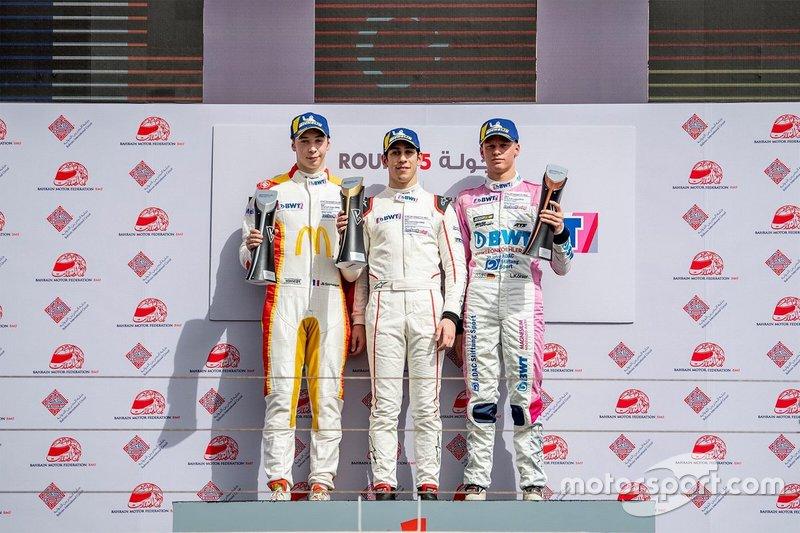 Berkay Besler, Porsche Orta Doğu Bahreyn yarışları