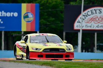 #87 TA2 Ford Mustang driven by Doug Peterson of HP Tech Motorsports