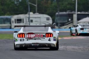 #4 TA Ford Mustang driven by Paul Fix of Ave Racing