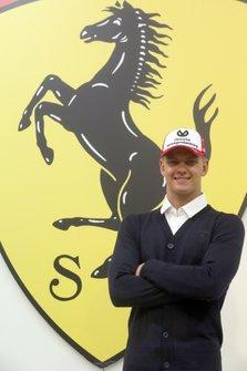 Mick Schumacher, Ferrari Driver Academy