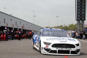Jeb Burton, Petty Ware Racing, Ford Mustang
