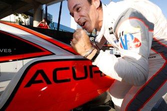 Polesitter: #7 Acura Team Penske Acura DPi, DPi: Helio Castroneves
