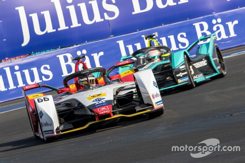 Daniel Abt , Audi Sport ABT Schaeffler, Audi e-tron FE05