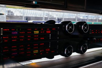 Detalle del sistema de radio