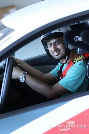 Motorsport.com journalist Rachit Thukral