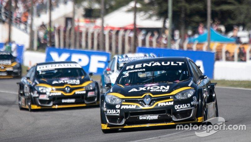 Leonel Pernía, Renault Sport, Facundo Ardusso Renault Sport
