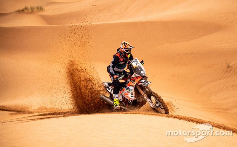 #74 Jaume Betriu, FN Speed KTM