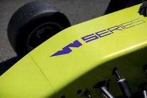 Detail W-Series Tatuus F3 T-318 car