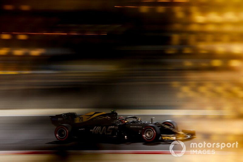 Кевін Магнуссен, Haas F1 VF-19