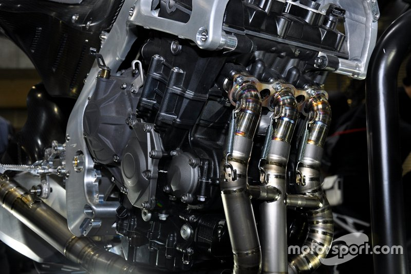 Moto2参戦中の日本メーカーのNTS。その2019年モデル