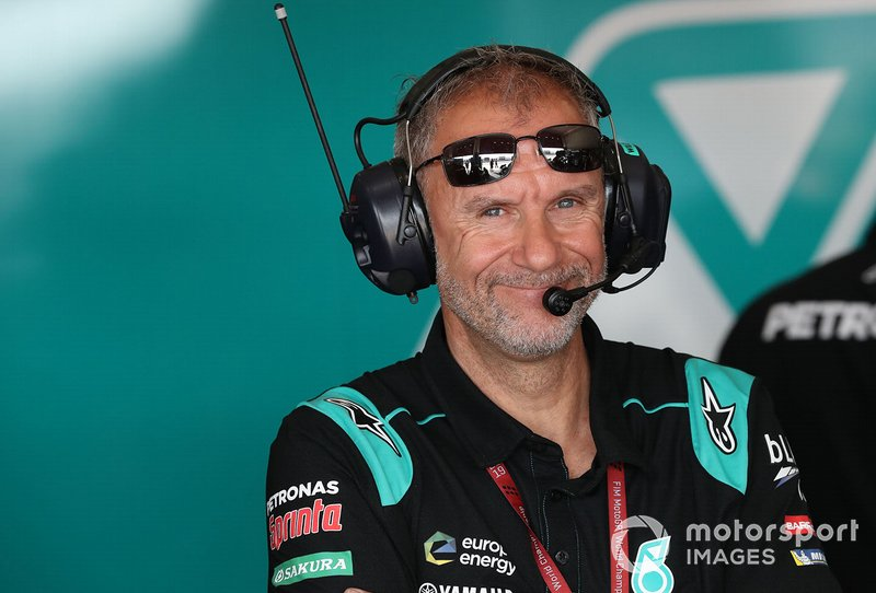 Wilco Zeelenberg, Petronas Yamaha SRT Team Director