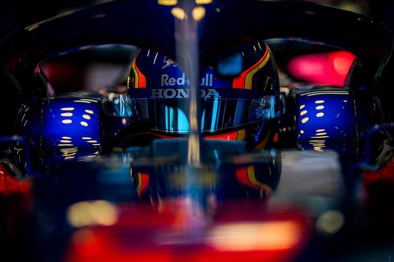Александр Элбон, Scuderia Toro Rosso STR14