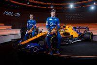 Präsentation: McLaren MCL34