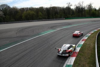 Giovanni Berton, AB Racing e Patrick Kujala, Bonaldi Motorsport