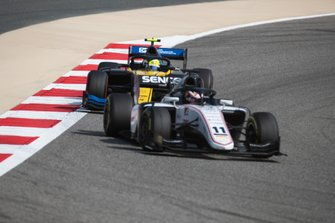 Callum Ilott, SAUBER JUNIOR TEAM BY CHAROUZ and Luca Ghiotto, UNI VIRTUOSI