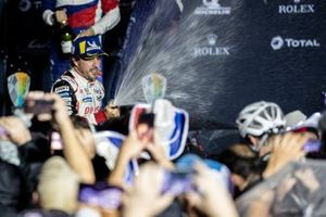 1. #8 Toyota Gazoo Racing Toyota TS050: Fernando Alonso