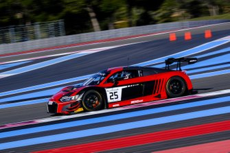 #25 Sainteloc Junior Team FRA Audi R8 LMS
