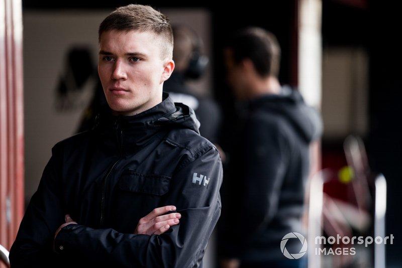 №5. Симо Лааксонен (Финляндия, 20 лет), MP Motorsport