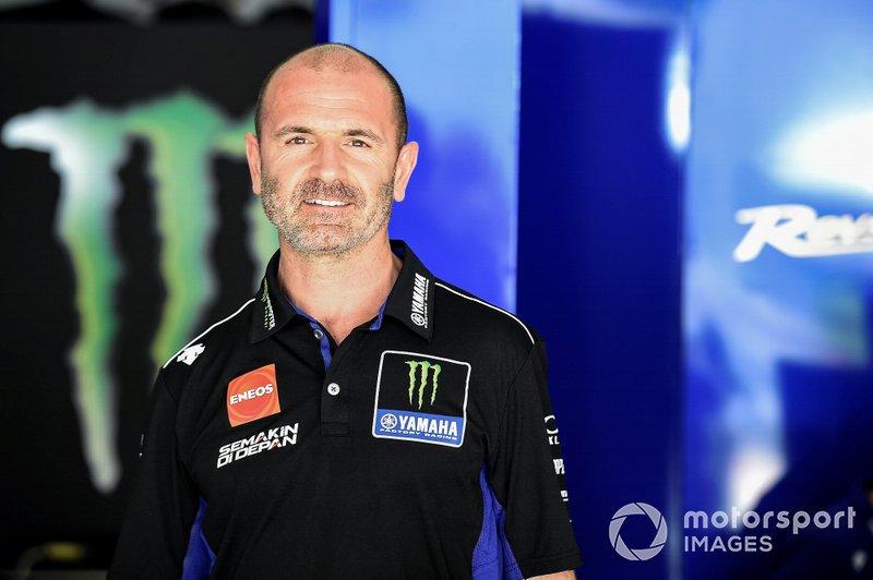 Massimo Meregalli, Team manager Yamaha Factory Racing