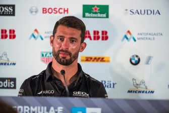 Jose Maria Lopez, GEOX Dragon Racing in the press conference