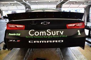 Kurt Busch, Chip Ganassi Racing, Chevrolet Camaro ComSurv