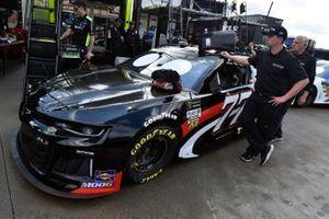 Garrett Smithley, Spire Motorsports, Chevrolet Camaro Overkill Motorsports
