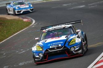 #38 KCMG Nissan GT-R Nismo GT3: Alex Buncombe, Christian Menzel, Philipp Wlazik, Alex Fontana